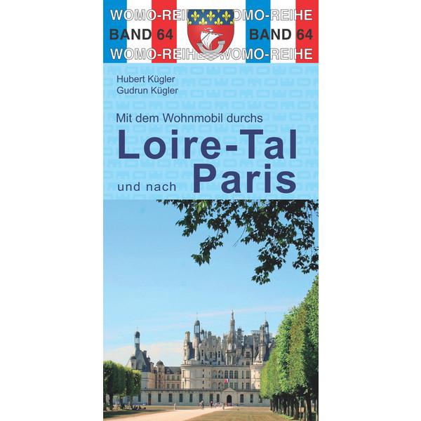 WOMO 64 Loiretal und nach Paris