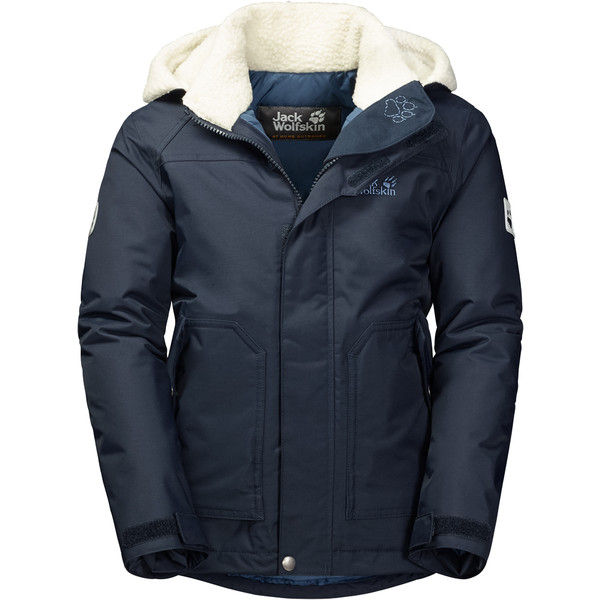 Jack Wolfskin Great Bear Jacket Kinder - Winterjacke