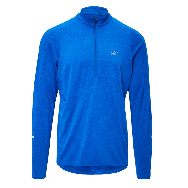 Cormac Zip Neck LS