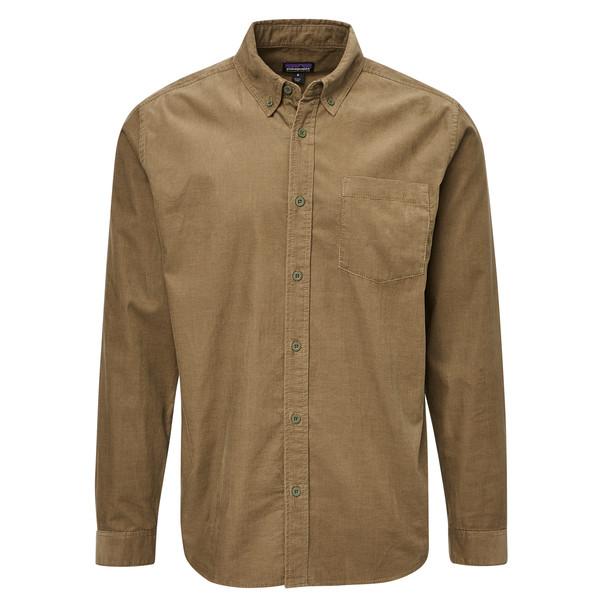 Patagonia L/S Bluffside Cord Shirt Männer - Outdoor Hemd
