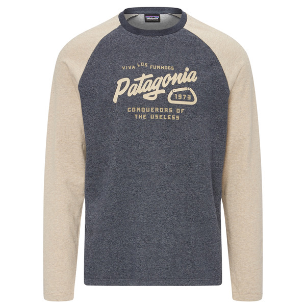 Patagonia Splitter Script LW Crew Sweatshirt Männer - Sweatshirt