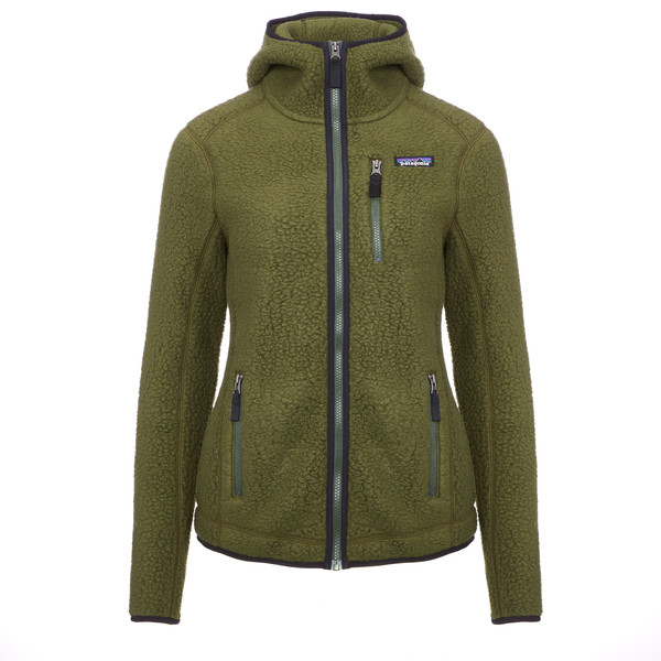 teddy fleece jacke damen patagonia