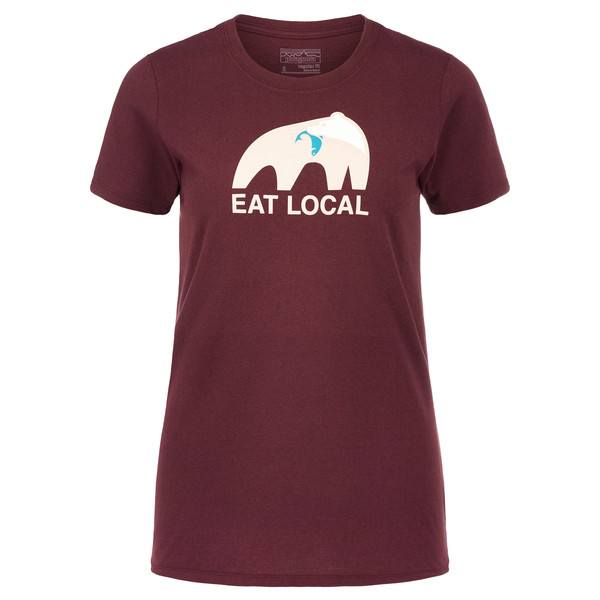 Eat Local Upstream Cotton/Poly Responsib