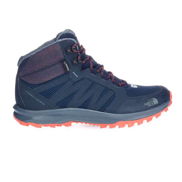 The North Face Litewave Fastpack Mid GTX Frauen - Hikingstiefel