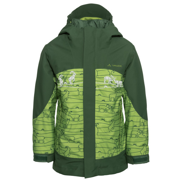 Vaude Suricate 3in1 Jacket III AOP Kinder - Doppeljacke