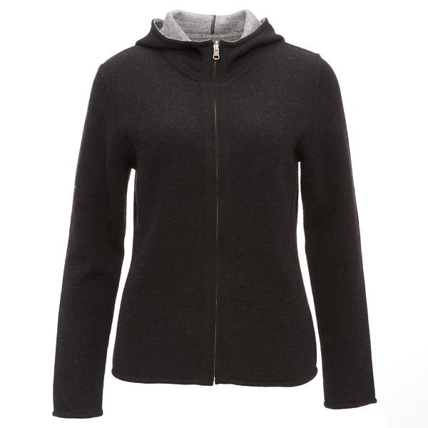 Himalaya Hoodjacket Frauen - Wolljacke
