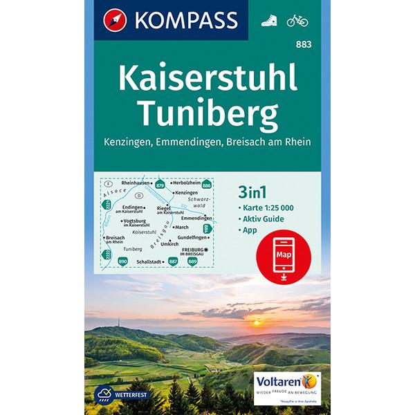 KOKA 883 Kaiserstuhl, Tuniberg