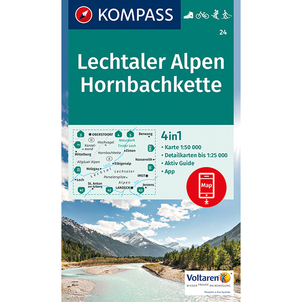 KOKA 24 Lechtaler Alpen