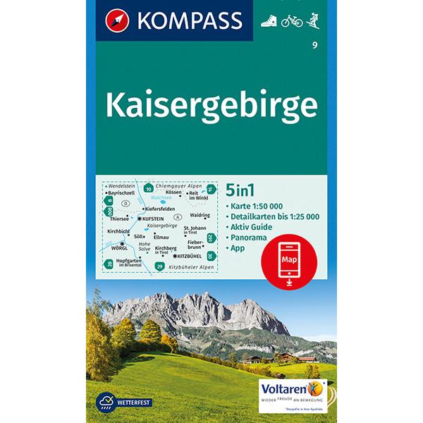 KOKA 9 Kaisergebirge