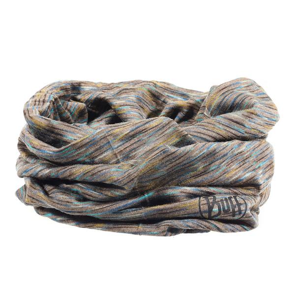 Buff Lightweight Merino Wool Patterned Unisex - Schal