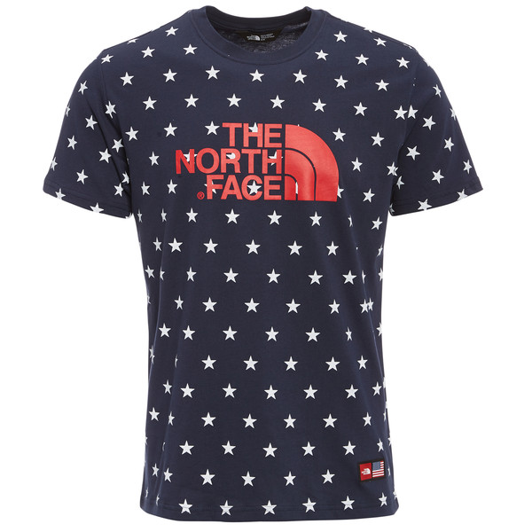 The North Face IC all over print tee Männer - T-Shirt
