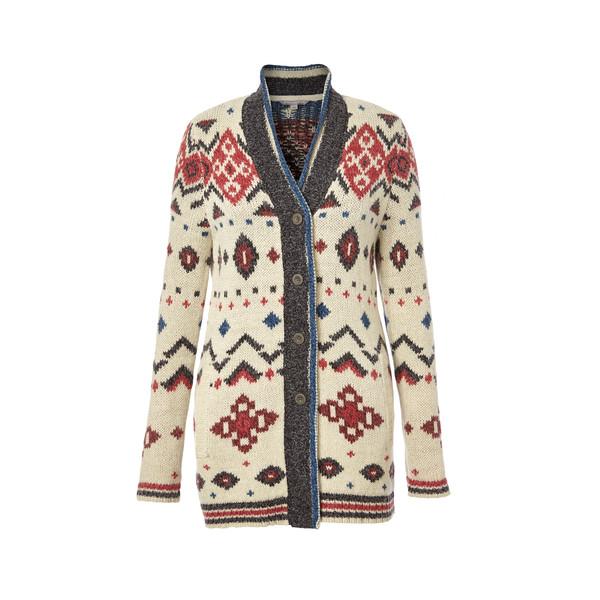 Royal Robbins Mystic Andes Cardigan Frauen - Wolljacke