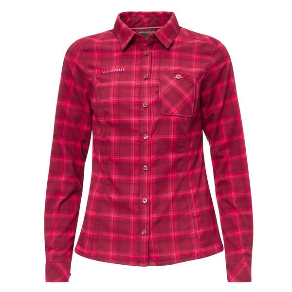 Mammut Alessandria Tour Longsleeve Shirt Frauen - Outdoor Bluse