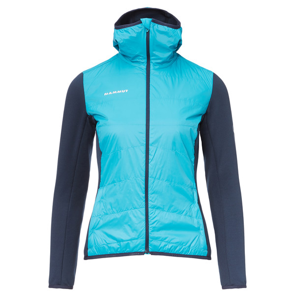 Mammut Aenergy IN Hybrid Jacket Frauen - Fleecejacke