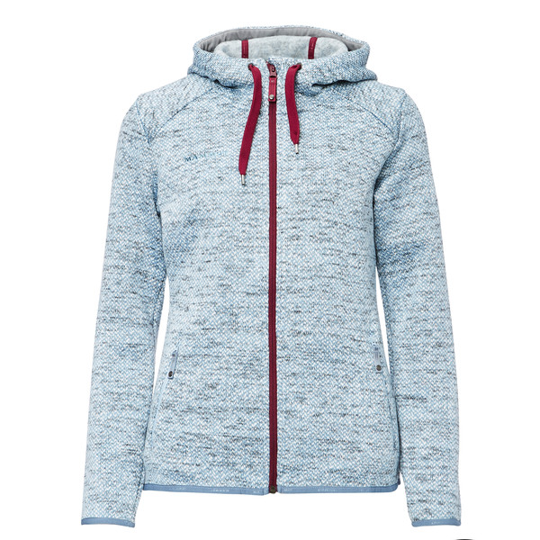 Mammut Chamuera ML Hooded Jacket Frauen - Fleecejacke