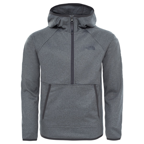 The North Face Tech Glacier 1/4 Zip Hoodie Kinder - Kapuzenpullover