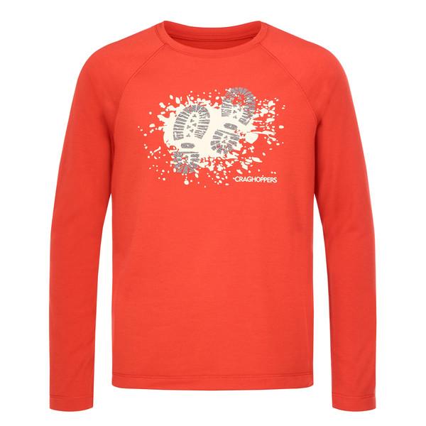 Craghoppers Mimir LS T-Shirt Kinder - Langarmshirt
