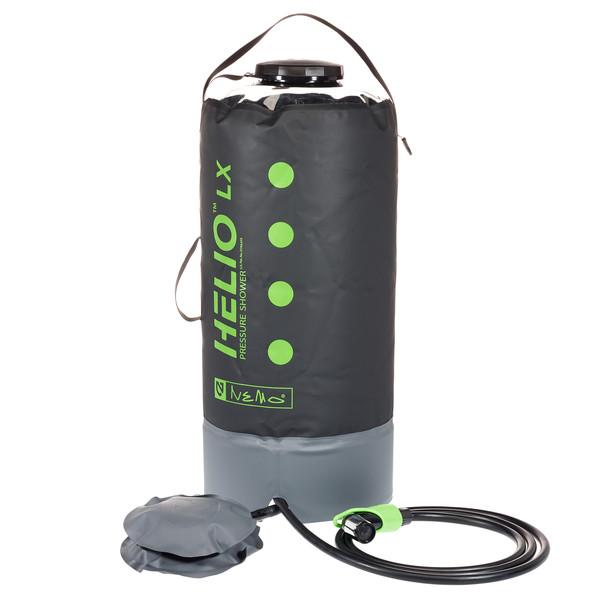Nemo HELIO PRESSURE SHOWER LX 22 - - Outdoor Dusche