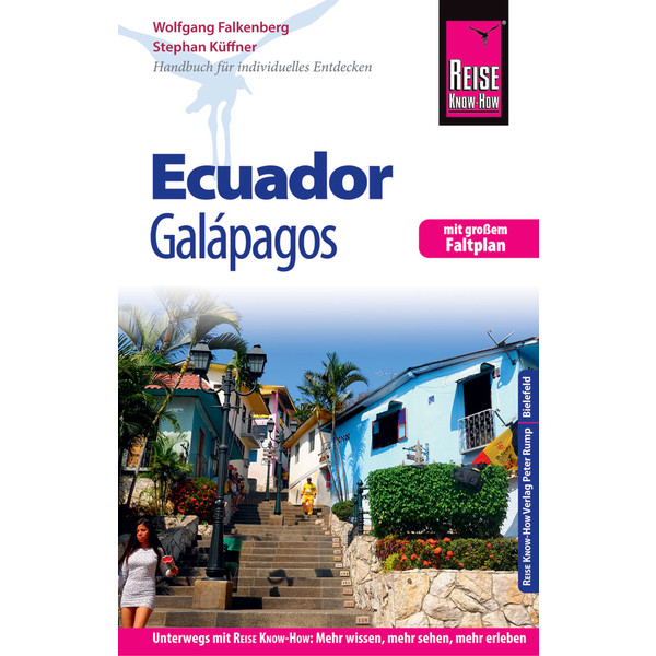 RKH Ecuador, Galápagos