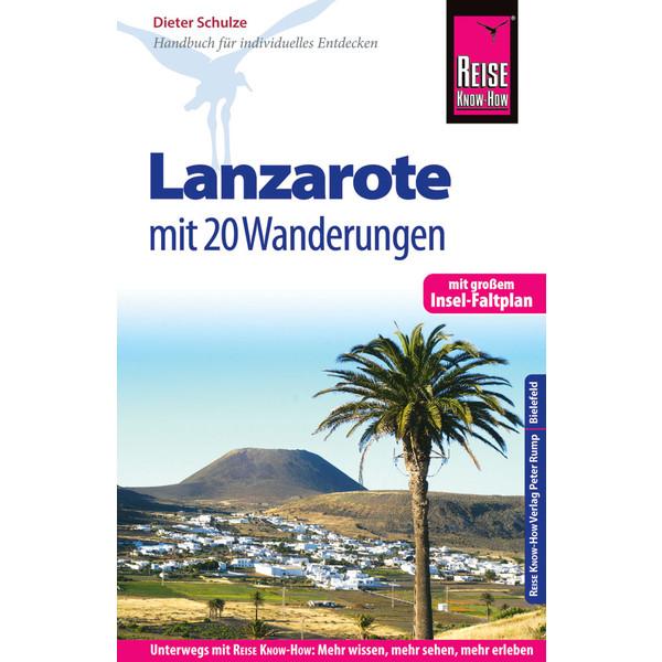 RKH Lanzarote mit 20 Wanderungen