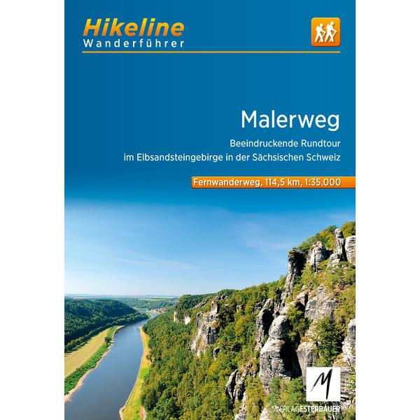 HIKELINE MALERWEG (ELBSANDSTEINGEBIRGE) - Reiseführer