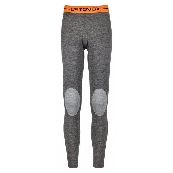 Ortovox 185 ROCK' N'  WOOL LONG PANTS Frauen - Funktionsunterwäsche