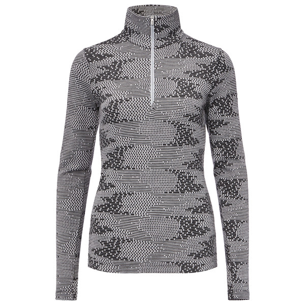 Vertex LS Half Zip Flurry