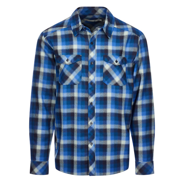 Icebreaker Lodge LS Flannel Shirt Männer - Outdoor Hemd