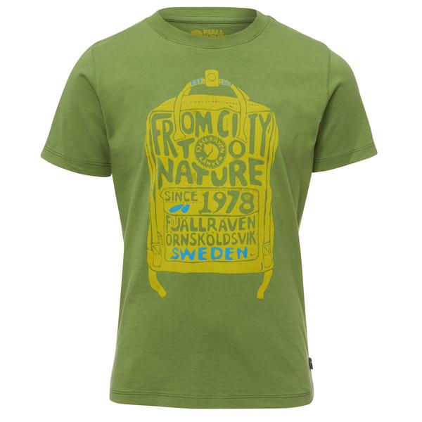 Fjällräven Kånken  T-Shirt Kinder - T-Shirt