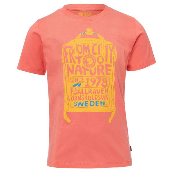 Fjällräven KÅNKEN KIDS T-SHIRT Kinder - T-Shirt