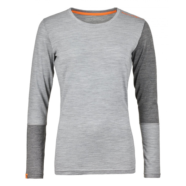 Ortovox 185 ROCK`N WOOL LONG SLEEVE Frauen - Funktionsshirt