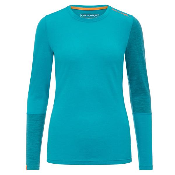 Ortovox 185 Rock`n Wool Long Sleeve Frauen - Funktionsshirt