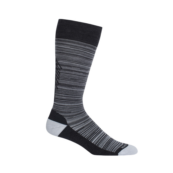 Icebreaker Wmns Lifestyle Light OTC Tree Line Frauen - Freizeitsocken