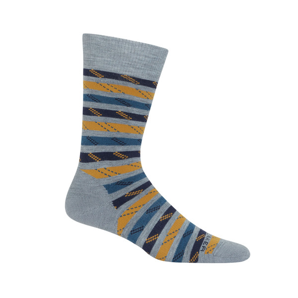 Icebreaker LIFESTYLE MEDIUM CREW ROPE TWIST Frauen - Freizeitsocken