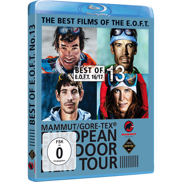EOFT No. 13 2016/2017 Blu-ray