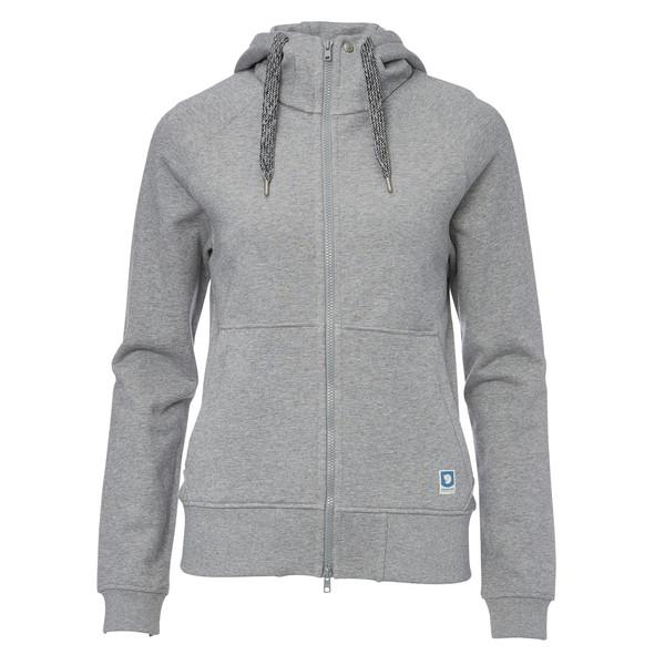 Fjällräven Greenland Zip Hoodie Frauen - Kapuzenjacke