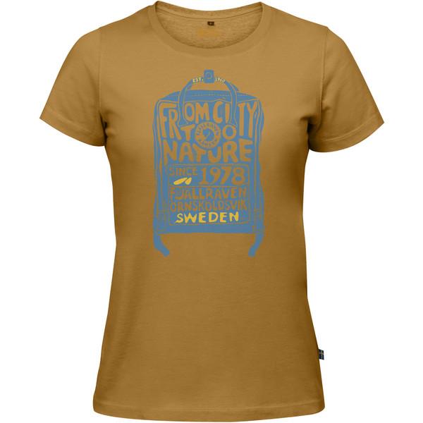 Fjällräven Kånken T-Shirt W Frauen - T-Shirt