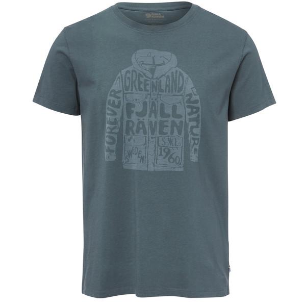 Fjällräven GREENLAND FOREVER T-SHIRT Männer - T-Shirt