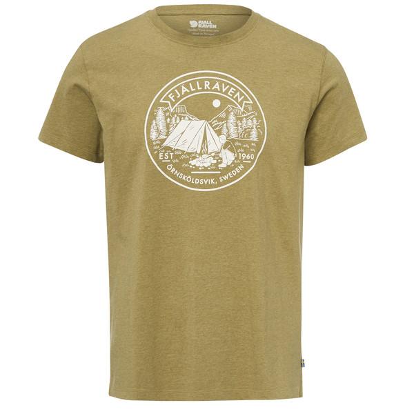 Fjällräven LÄGERPLATS T-SHIRT M Männer - T-Shirt
