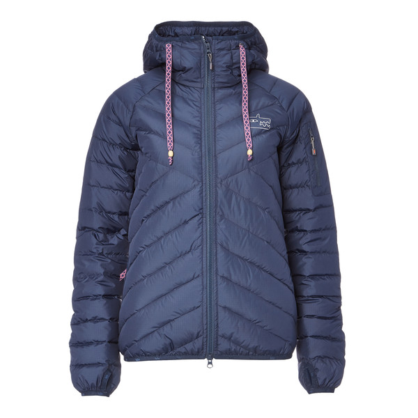 VARG ALGON JACKET WITH ZIP Frauen - Daunenjacke