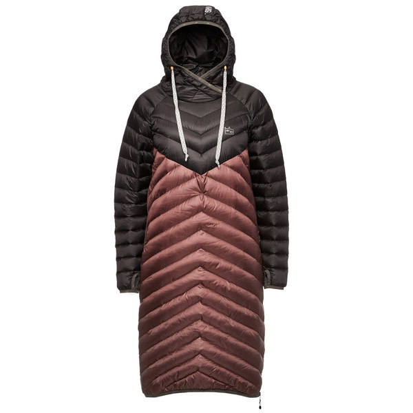 VARG Sarek Long Downhood Frauen - Daunenmantel