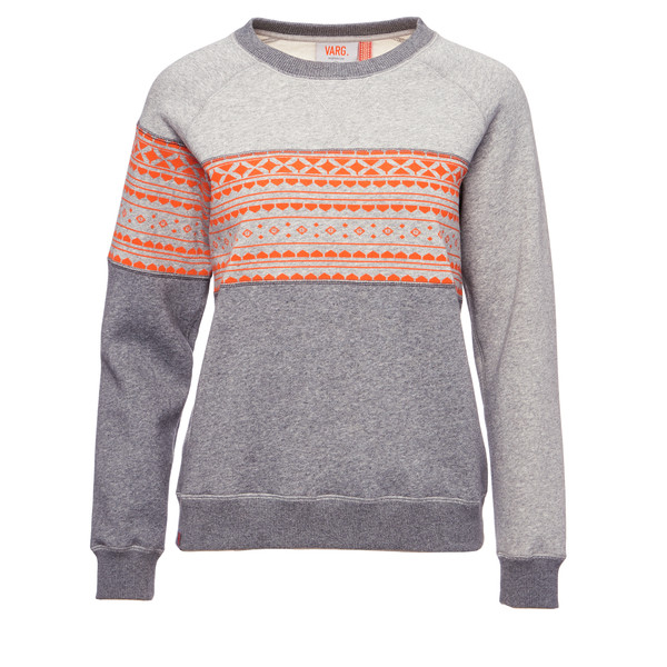 VARG Fjällbacka Jersey Cotton Frauen - Sweatshirt