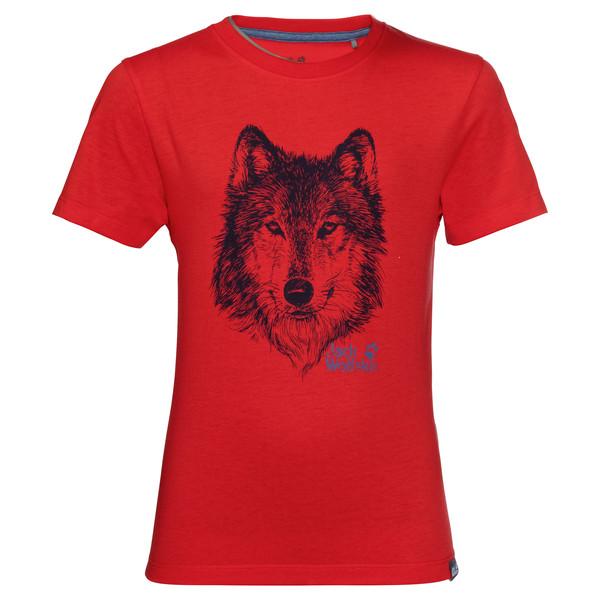 Jack Wolfskin Brand T Kinder - T-Shirt