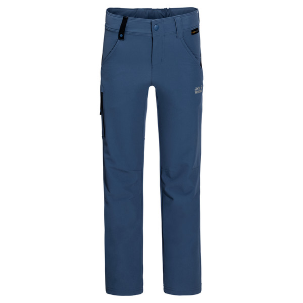 Jack Wolfskin Activate Pants Kinder - Softshellhose