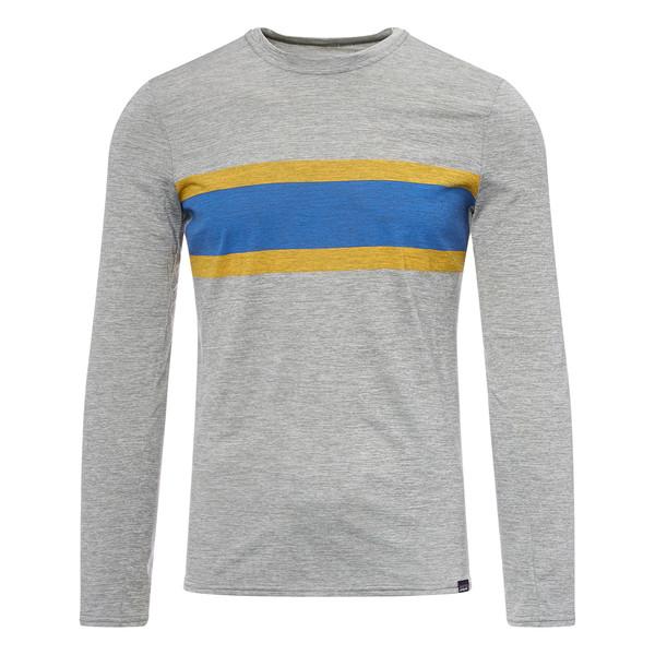 Patagonia Cap Daily L/S Graphic T-Shirt Männer - Langarmshirt