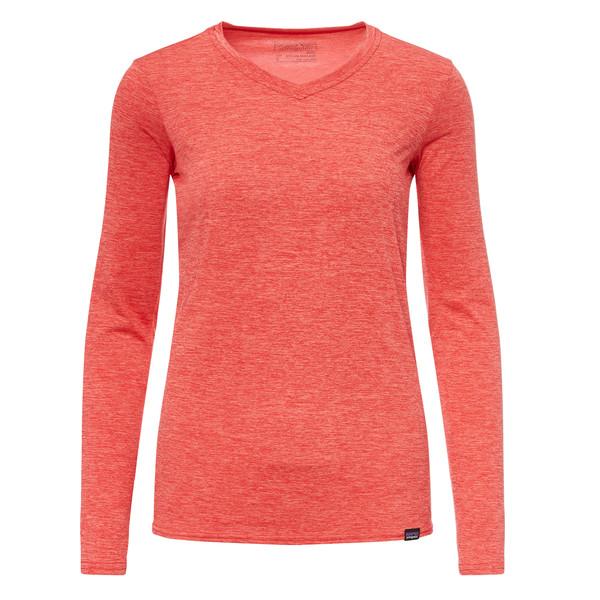 Patagonia Cap Daily L/S T-Shirt Frauen - Langarmshirt