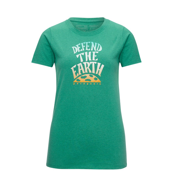 Patagonia Defend The Earth Responsibili-Tee Frauen - T-Shirt