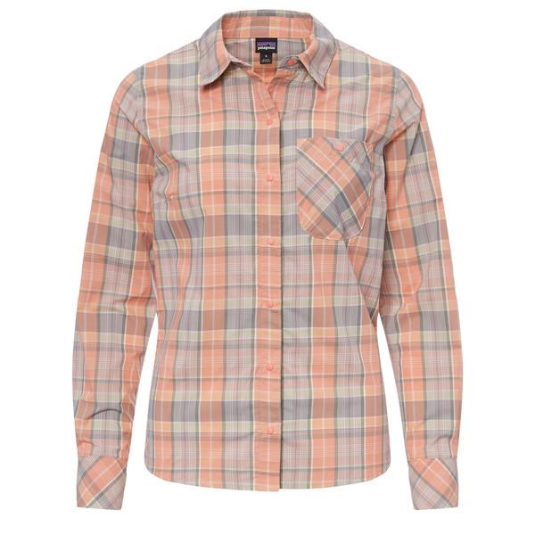 Patagonia W' S L/S HAVASU SHIRT Frauen - Outdoor Bluse