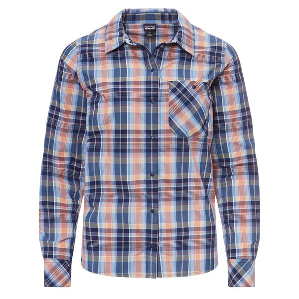 Patagonia L/S Havasu Shirt Frauen - Outdoor Bluse