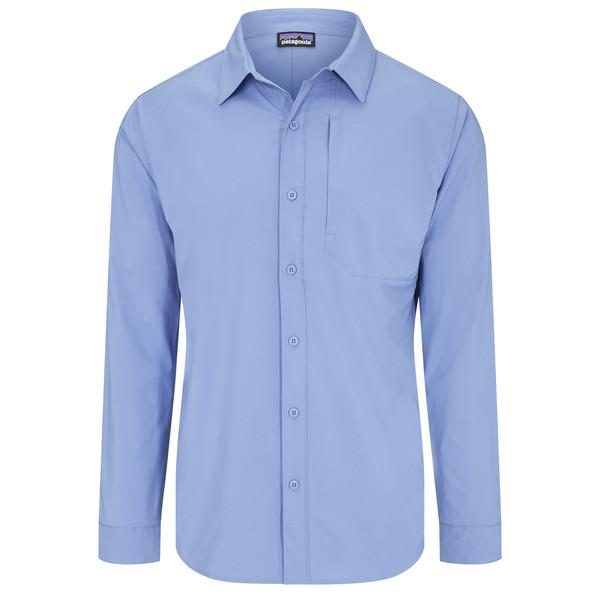 Patagonia L/S Skiddore Shirt Männer - Outdoor Hemd